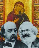 Marx, Flaubert... et les icônes